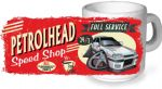 Koolart PERTOLHEAD SPEED SHOP Design For Retro Mk2 Vauxhall Astra GTE Ceramic Tea Or Coffee Mug